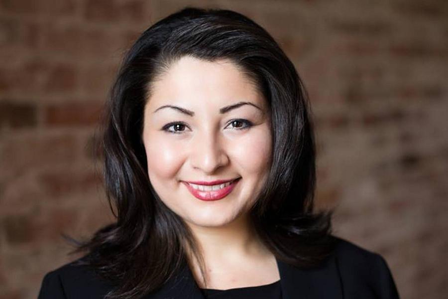The Honourable Maryam Monsef