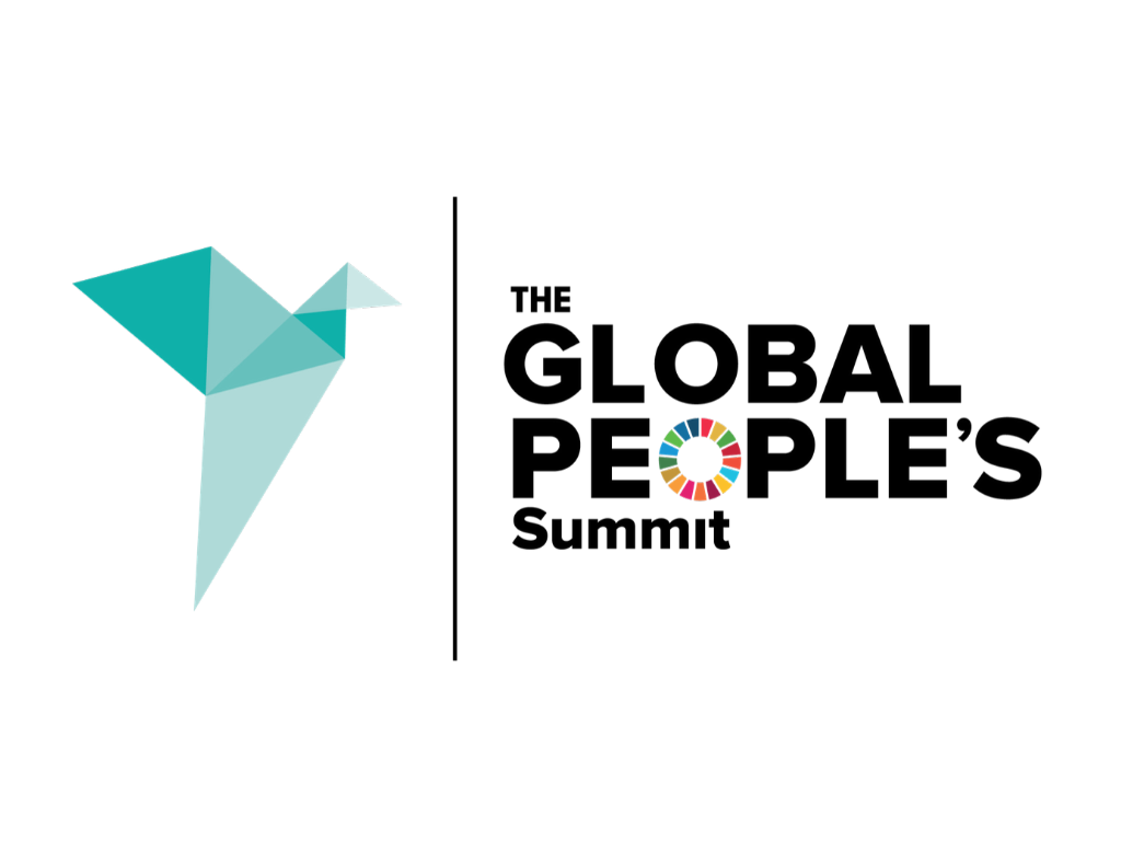 The Global People's Summit logo