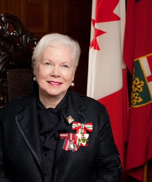 Official photo of Hon. Elizabeth Dowdeswell