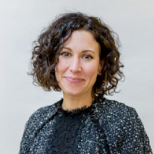 Headshot of Beverly Altberg